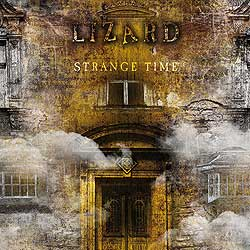 Lizard Strange Time single